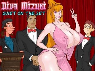 Diva Mizuki: Quiet On The Set