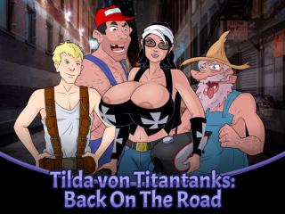 Tilda von Titantanks: Back On The Road 1